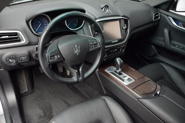 Used 2014 Maserati Ghibli for sale Sold at Bentley Greenwich in Greenwich CT 06830 13