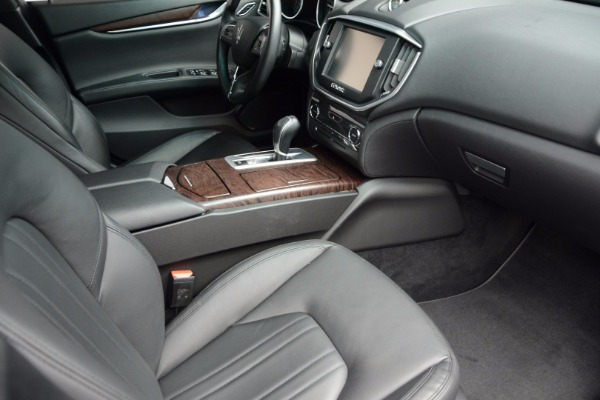Used 2014 Maserati Ghibli for sale Sold at Bentley Greenwich in Greenwich CT 06830 19