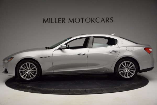 Used 2014 Maserati Ghibli for sale Sold at Bentley Greenwich in Greenwich CT 06830 2
