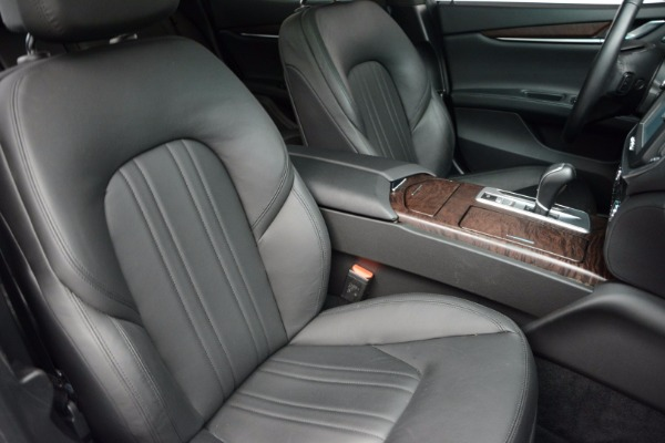 Used 2014 Maserati Ghibli for sale Sold at Bentley Greenwich in Greenwich CT 06830 21