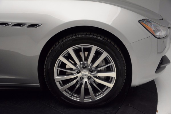 Used 2014 Maserati Ghibli for sale Sold at Bentley Greenwich in Greenwich CT 06830 22