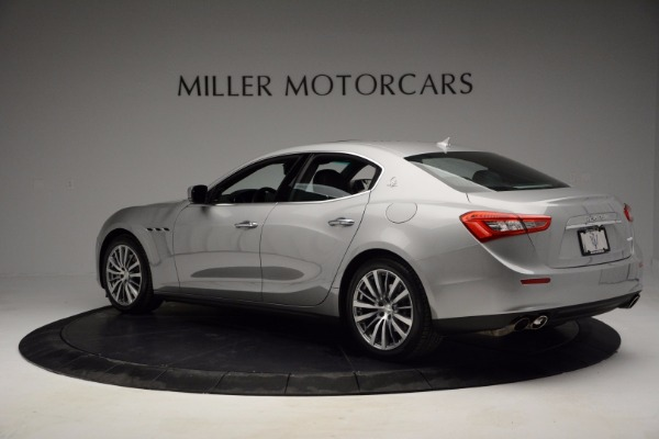 Used 2014 Maserati Ghibli for sale Sold at Bentley Greenwich in Greenwich CT 06830 3