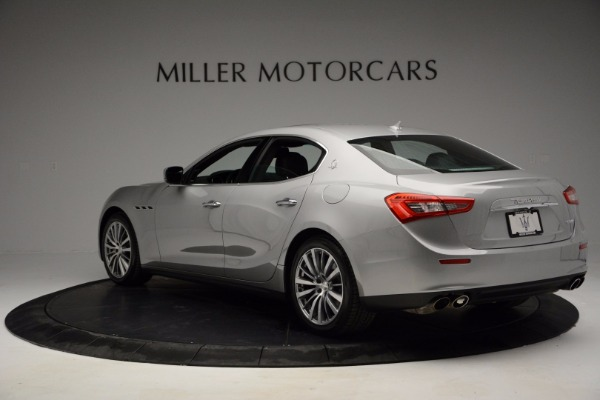 Used 2014 Maserati Ghibli for sale Sold at Bentley Greenwich in Greenwich CT 06830 4