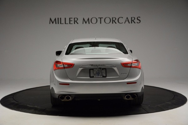 Used 2014 Maserati Ghibli for sale Sold at Bentley Greenwich in Greenwich CT 06830 5