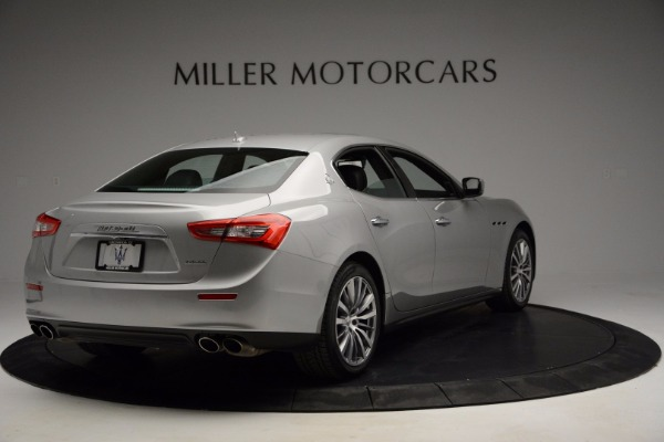 Used 2014 Maserati Ghibli for sale Sold at Bentley Greenwich in Greenwich CT 06830 6