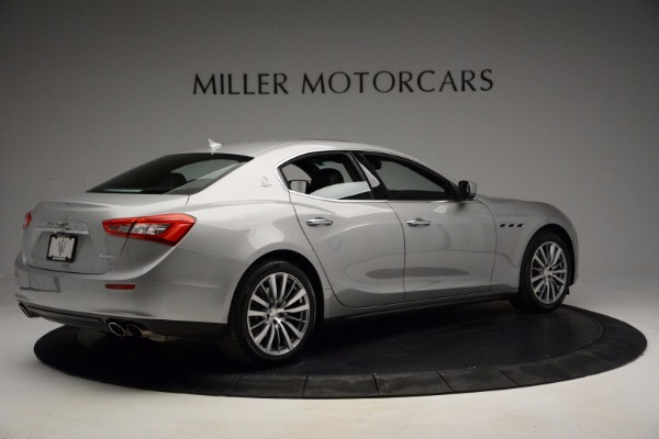 Used 2014 Maserati Ghibli for sale Sold at Bentley Greenwich in Greenwich CT 06830 7