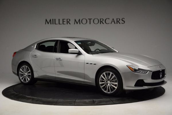 Used 2014 Maserati Ghibli for sale Sold at Bentley Greenwich in Greenwich CT 06830 9