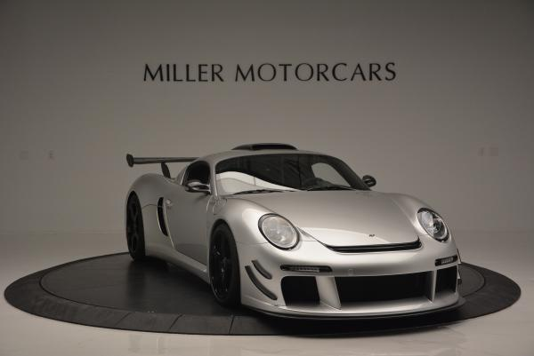 Used 2012 Porsche RUF CTR-3 Clubsport for sale Sold at Bentley Greenwich in Greenwich CT 06830 14