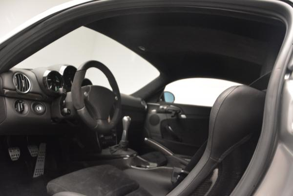 Used 2012 Porsche RUF CTR-3 Clubsport for sale Sold at Bentley Greenwich in Greenwich CT 06830 17