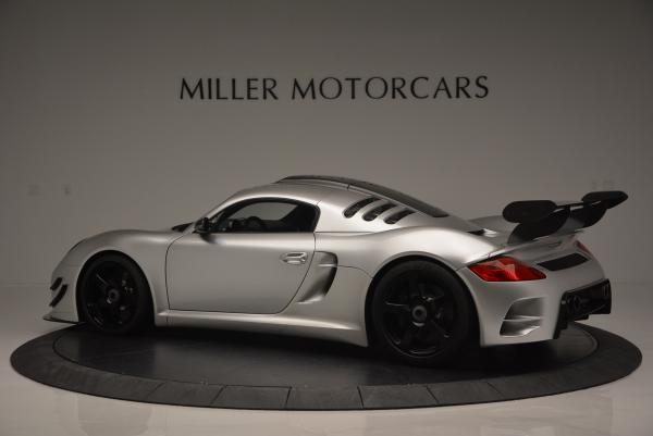Used 2012 Porsche RUF CTR-3 Clubsport for sale Sold at Bentley Greenwich in Greenwich CT 06830 4