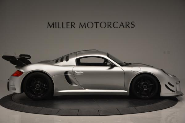 Used 2012 Porsche RUF CTR-3 Clubsport for sale Sold at Bentley Greenwich in Greenwich CT 06830 7