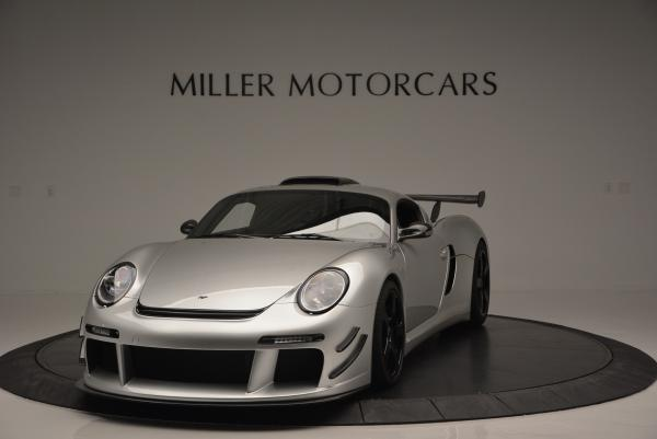 Used 2012 Porsche RUF CTR-3 Clubsport for sale Sold at Bentley Greenwich in Greenwich CT 06830 1