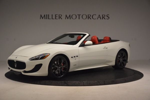 Used 2016 Maserati GranTurismo Sport for sale Sold at Bentley Greenwich in Greenwich CT 06830 2