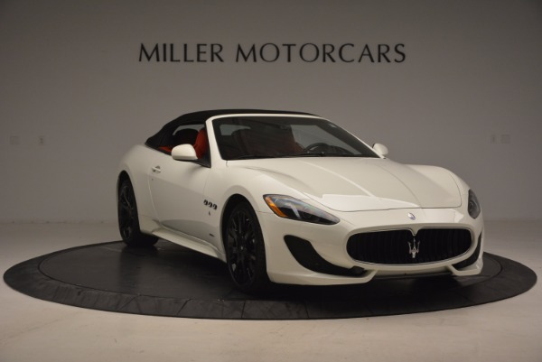 Used 2016 Maserati GranTurismo Sport for sale Sold at Bentley Greenwich in Greenwich CT 06830 23