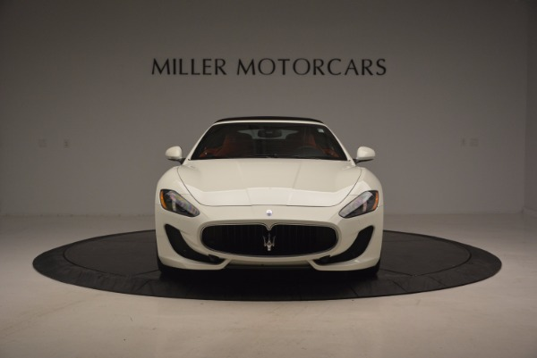 Used 2016 Maserati GranTurismo Sport for sale Sold at Bentley Greenwich in Greenwich CT 06830 24