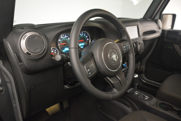 Used 2015 Jeep Wrangler Sport for sale Sold at Bentley Greenwich in Greenwich CT 06830 18