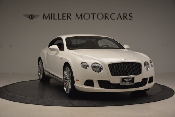 Used 2014 Bentley Continental GT Speed for sale Sold at Bentley Greenwich in Greenwich CT 06830 12