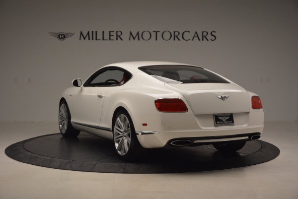 Used 2014 Bentley Continental GT Speed for sale Sold at Bentley Greenwich in Greenwich CT 06830 6