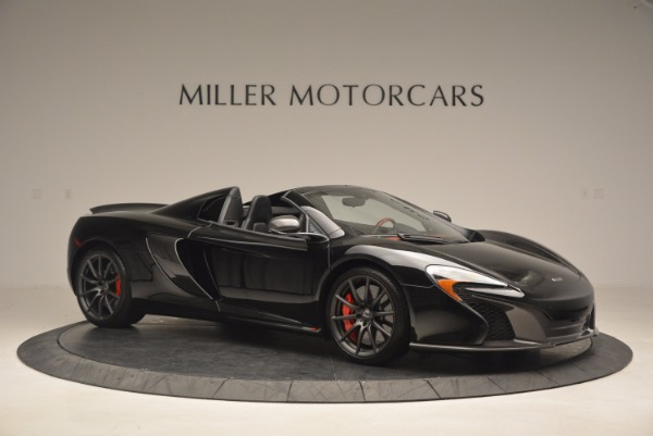 Used 2016 McLaren 650S Spider for sale Sold at Bentley Greenwich in Greenwich CT 06830 10