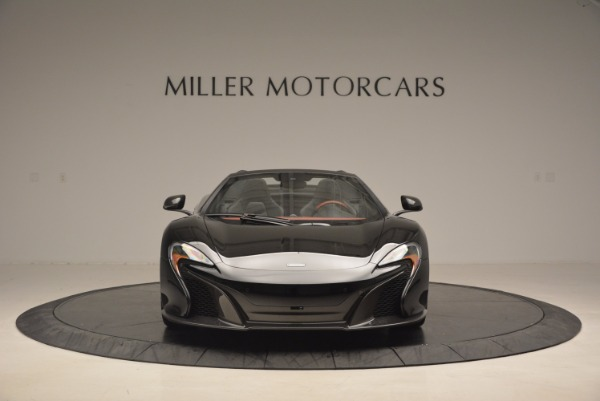 Used 2016 McLaren 650S Spider for sale Sold at Bentley Greenwich in Greenwich CT 06830 12