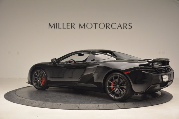 Used 2016 McLaren 650S Spider for sale Sold at Bentley Greenwich in Greenwich CT 06830 15