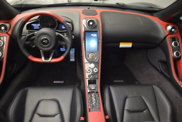 Used 2016 McLaren 650S Spider for sale Sold at Bentley Greenwich in Greenwich CT 06830 23