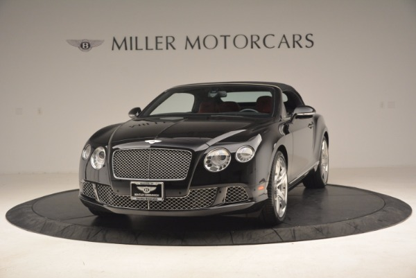 Used 2012 Bentley Continental GT W12 Convertible for sale Sold at Bentley Greenwich in Greenwich CT 06830 14