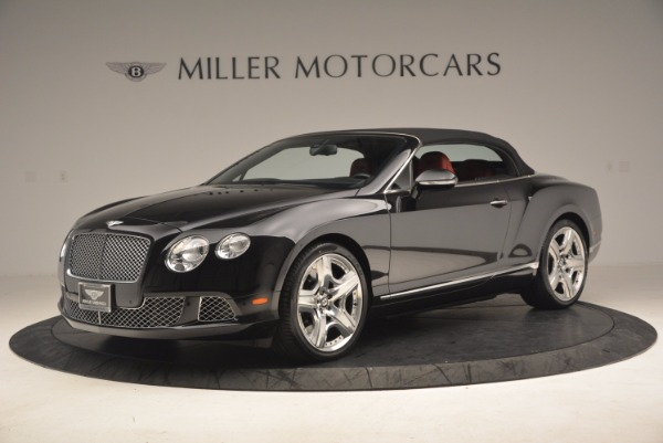 Used 2012 Bentley Continental GT W12 Convertible for sale Sold at Bentley Greenwich in Greenwich CT 06830 15