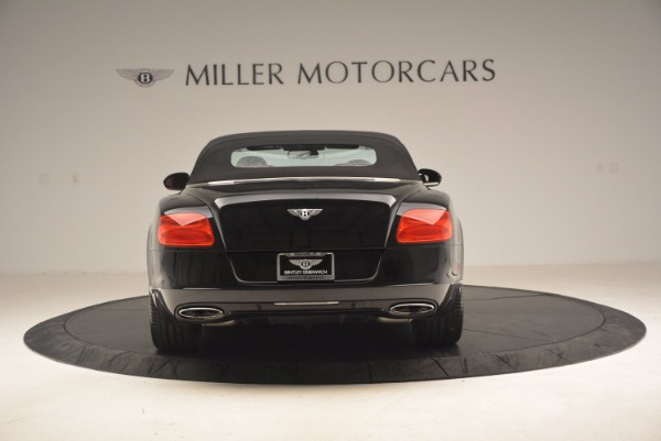 Used 2012 Bentley Continental GT W12 Convertible for sale Sold at Bentley Greenwich in Greenwich CT 06830 19