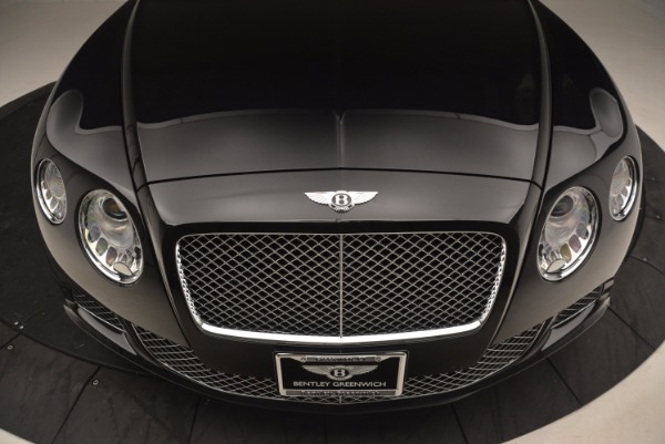 Used 2012 Bentley Continental GT W12 Convertible for sale Sold at Bentley Greenwich in Greenwich CT 06830 25