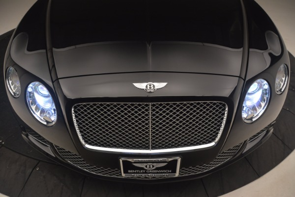 Used 2012 Bentley Continental GT W12 Convertible for sale Sold at Bentley Greenwich in Greenwich CT 06830 26