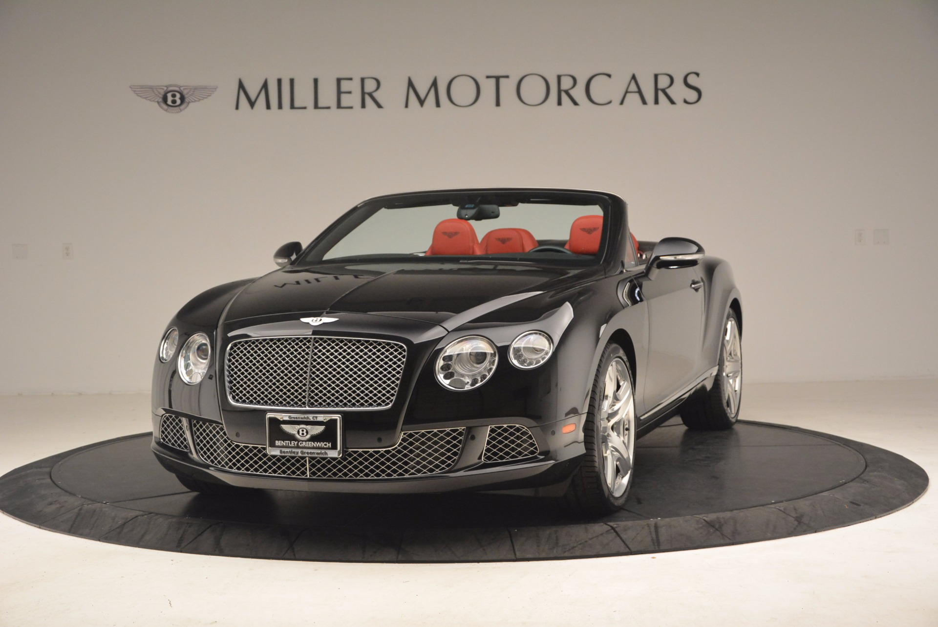 Used 2012 Bentley Continental GT W12 Convertible for sale Sold at Bentley Greenwich in Greenwich CT 06830 1