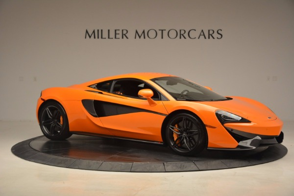New 2017 McLaren 570S for sale Sold at Bentley Greenwich in Greenwich CT 06830 10