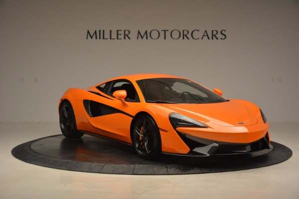 New 2017 McLaren 570S for sale Sold at Bentley Greenwich in Greenwich CT 06830 11