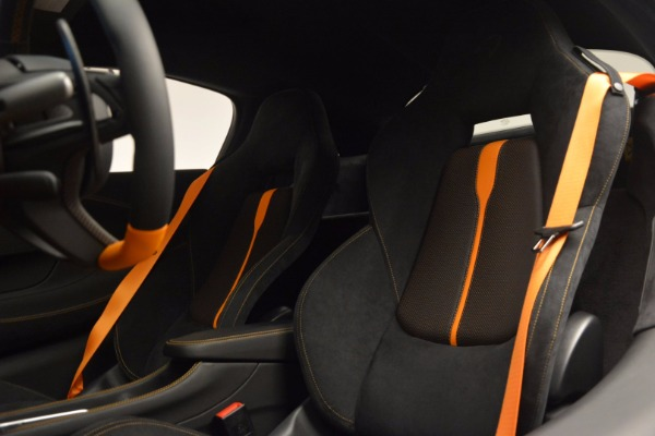 New 2017 McLaren 570S for sale Sold at Bentley Greenwich in Greenwich CT 06830 17