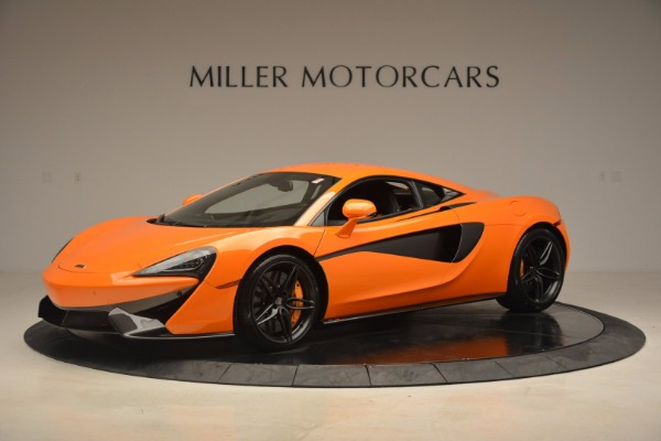 New 2017 McLaren 570S for sale Sold at Bentley Greenwich in Greenwich CT 06830 2
