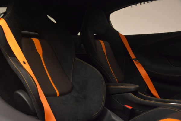 New 2017 McLaren 570S for sale Sold at Bentley Greenwich in Greenwich CT 06830 20