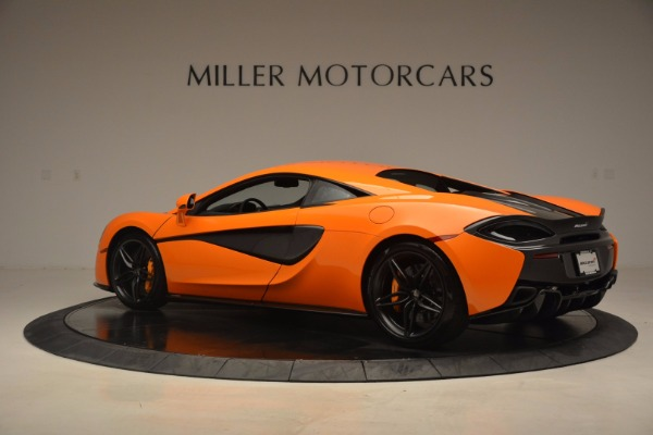 New 2017 McLaren 570S for sale Sold at Bentley Greenwich in Greenwich CT 06830 4