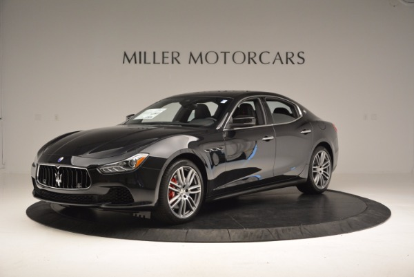 New 2017 Maserati Ghibli SQ4 for sale Sold at Bentley Greenwich in Greenwich CT 06830 2