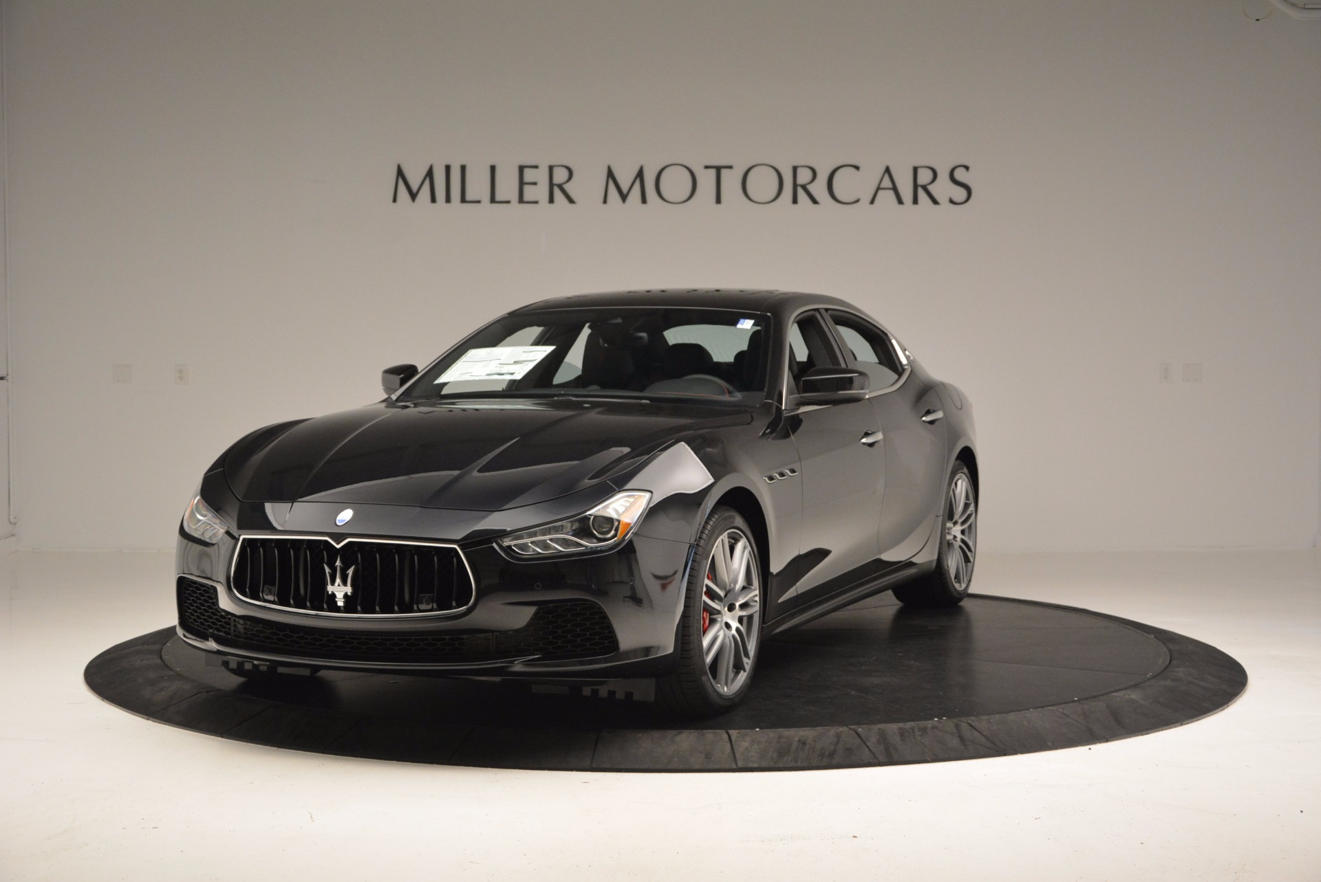 New 2017 Maserati Ghibli SQ4 for sale Sold at Bentley Greenwich in Greenwich CT 06830 1
