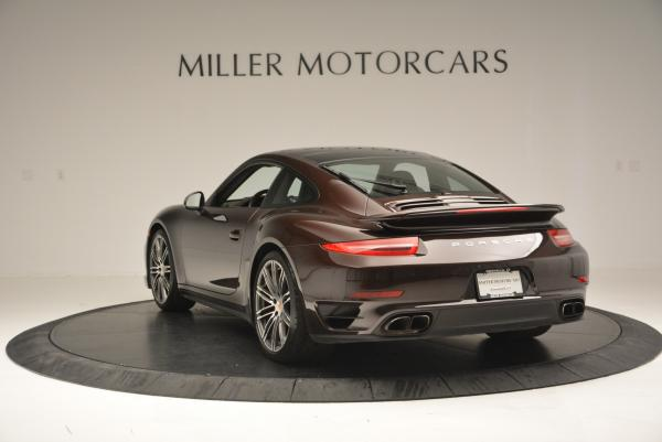 Used 2014 Porsche 911 Turbo for sale Sold at Bentley Greenwich in Greenwich CT 06830 10
