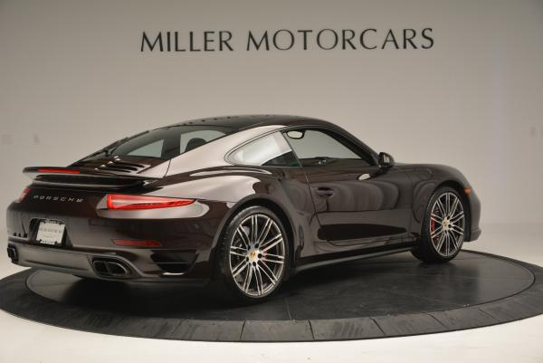 Used 2014 Porsche 911 Turbo for sale Sold at Bentley Greenwich in Greenwich CT 06830 11