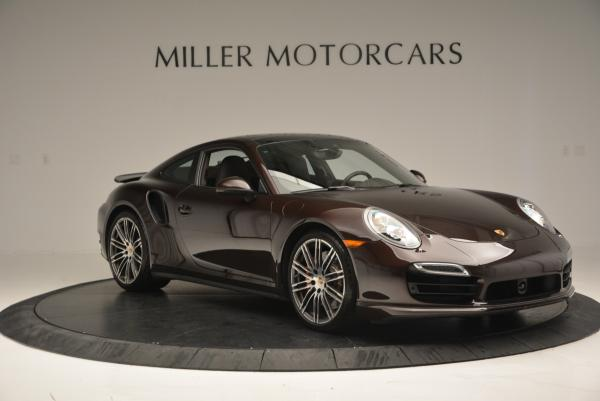 Used 2014 Porsche 911 Turbo for sale Sold at Bentley Greenwich in Greenwich CT 06830 14