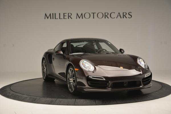 Used 2014 Porsche 911 Turbo for sale Sold at Bentley Greenwich in Greenwich CT 06830 15
