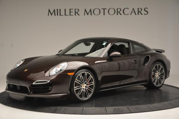 Used 2014 Porsche 911 Turbo for sale Sold at Bentley Greenwich in Greenwich CT 06830 2