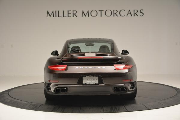 Used 2014 Porsche 911 Turbo for sale Sold at Bentley Greenwich in Greenwich CT 06830 7