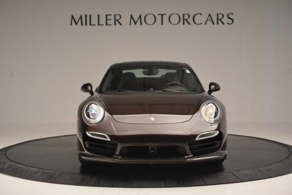 Used 2014 Porsche 911 Turbo for sale Sold at Bentley Greenwich in Greenwich CT 06830 8
