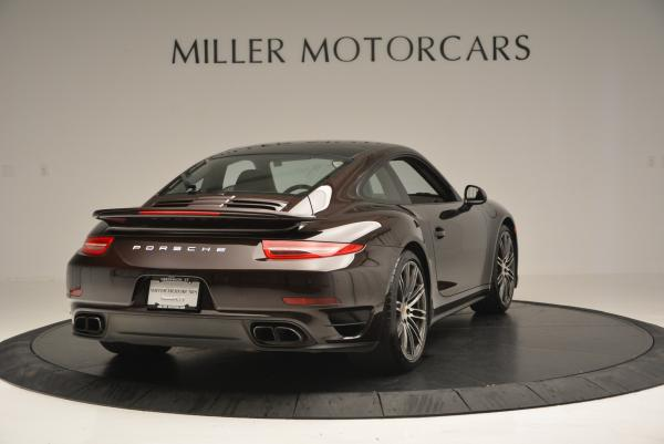 Used 2014 Porsche 911 Turbo for sale Sold at Bentley Greenwich in Greenwich CT 06830 9