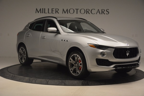 Used 2017 Maserati Levante S for sale Sold at Bentley Greenwich in Greenwich CT 06830 11