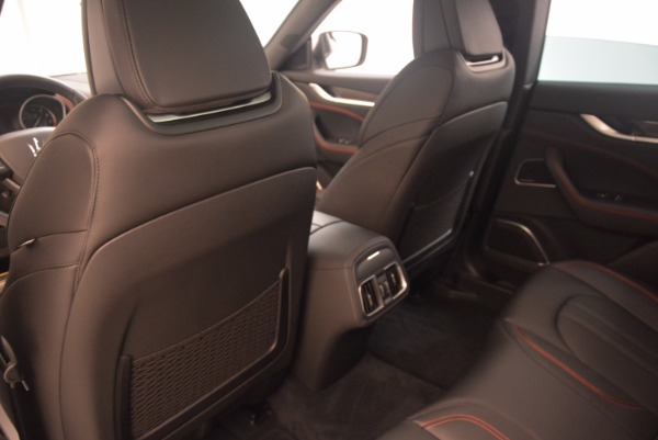 Used 2017 Maserati Levante S for sale Sold at Bentley Greenwich in Greenwich CT 06830 17